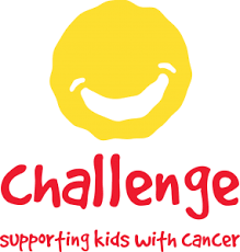 Proudly Supporting Challenge - Supporting Kids with Cancer