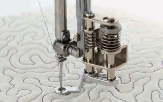 Sewing Machine Feet for Free Motion Quilting