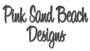 Pink Sands Beach Designs Logo