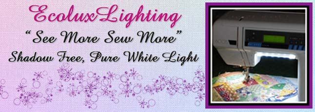 EcluxLighting Led Sewing Machine Light