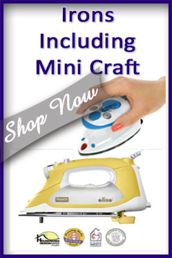 Purchase Irons Including Mini Steam Irons