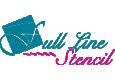 Hancy Full Line Stencils Logo