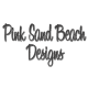 Pink Sands Beach Designs Logo