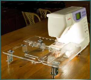 16 x 16 Sew AdjusTable ® Sewing Extension Table