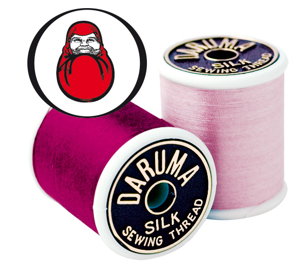 Daruma Silk Thread