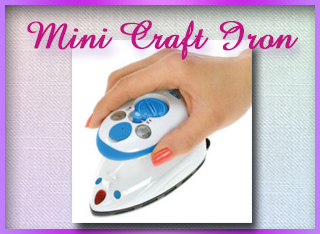 $2.00 Donation for Every Birch Mini Craft Iron Purchased