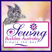 Sewing Buddies Australia Logo