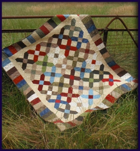 Reading Patterns Tips and Tricks ~ Zoe Clifton Cross Roads Pattern