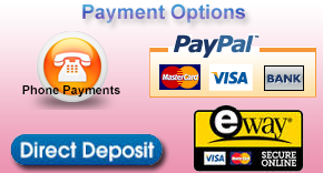 Sewing Buddies Australia accepts several payment options
