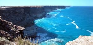 Perth via the Nullarbor ~ Coastline Nullarbor