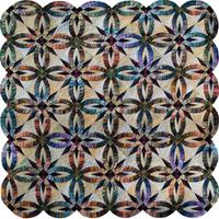 Jelly Roll aka Bali Pop and Rainbow Patterns- Bali Star Judy Niemeyer