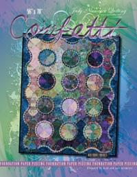 Jelly Roll aka Bali Pop and Rainbow Patterns- Confetti Judy Niemeyer