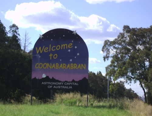Tamworth via Coonabarabran