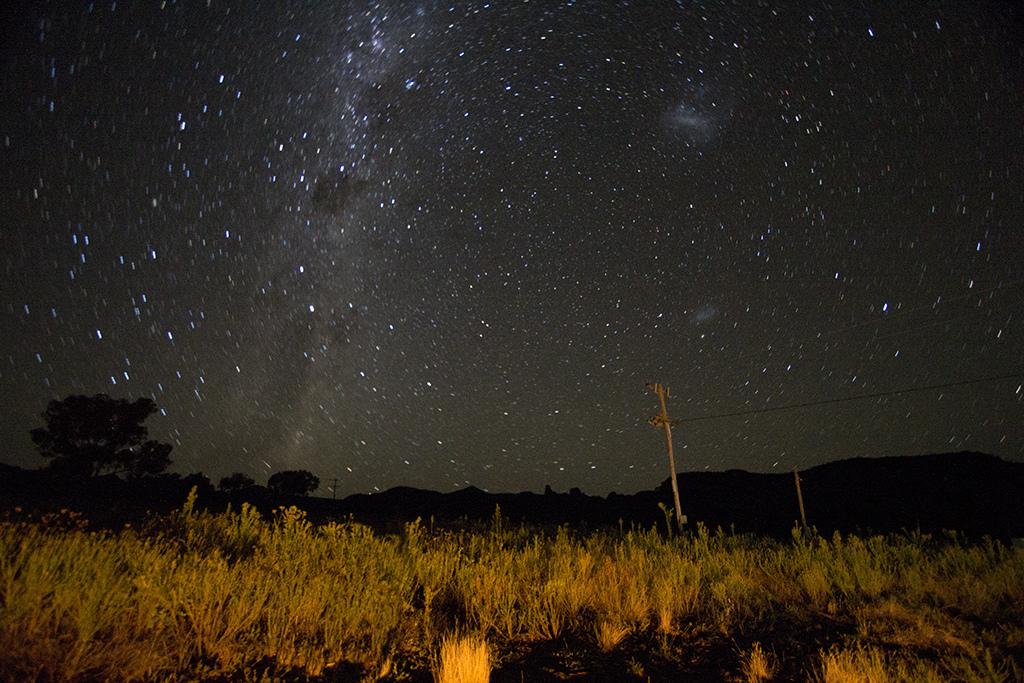 Night Sky in the Warrumbungles
