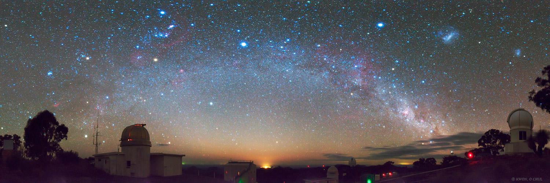 Sliding Spring Observatory by Kwon O Chul