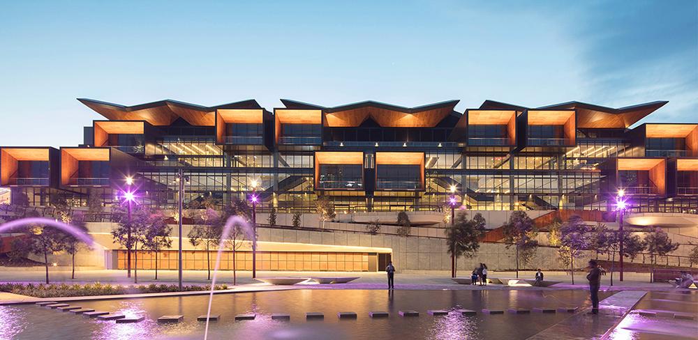 Internation Convention Centre Sydney