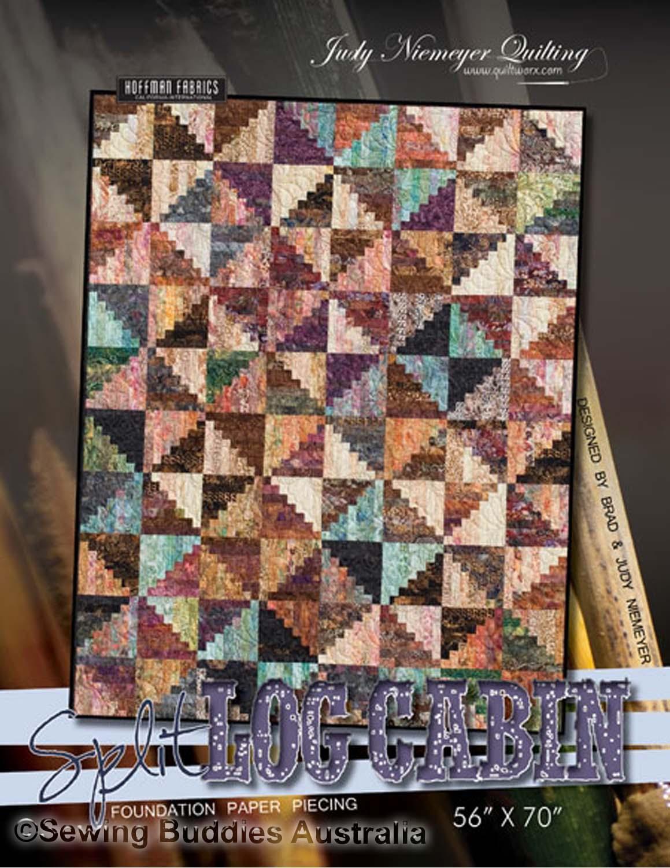 Log Cabin Quilt Patterns Custom Decorating