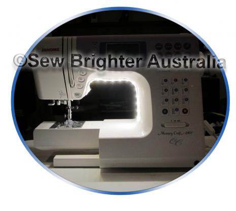 Dark Be Gone LED Strip Only Sewing Machine Light