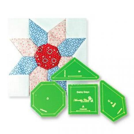 daisy days patchwork template
