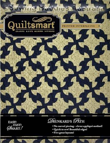 Drunkards Path Classic Quilt Pack by Quiltsmart