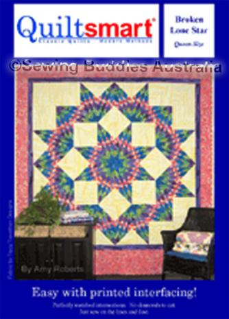 Broken Star Queens Size Pack by Quiltsmart