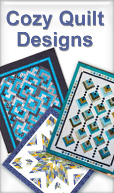 Cozy Quilt Designs at Sewing Buddies Australia