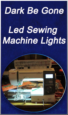 Shop Now LED Sewing Machine Lights