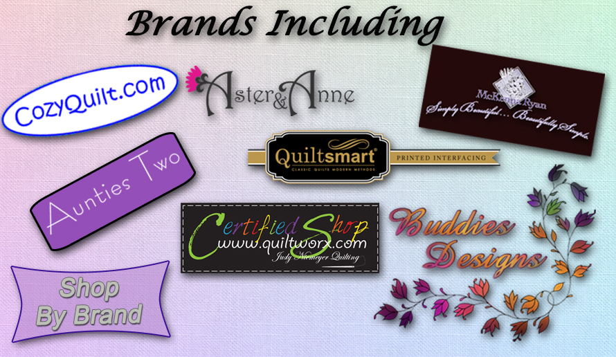 Sewing Buddies Australia offers Amazing Brands