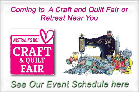 Visit us at a Craft Fair Near You
