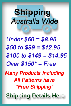 Shipping Made Easy at Sewing Buddies Australia
