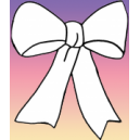 Pretty Bow by Full Line Stencils