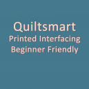 Quiltsmart Printed Interfacing Beginner Friendly