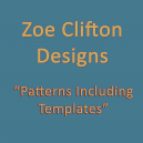Zoe Clifton Pattern with Templates