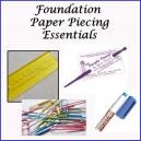 Foundation Paper Piecing Essentials