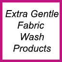 Extra Gentle Fabric Wash Products