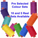 Pre-Selected Colour Sets Rasant Thread 1000M