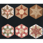 Hexagon Template Set 1 by Zoe Clifton