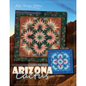 Arizona Cactus Pattern by Judy Niemeyer Sewing Buddies Australia