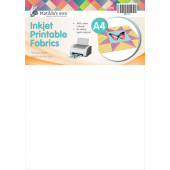 Printable Fabric (Inkjet) A4 x 5 Sheets Sewing Buddies Australia