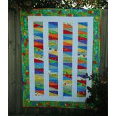Slip Slidin' Away Quilt Pattern by Zoe Clifton Sewing Buddies Australia