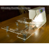 Medium Sewing Extension Table by Sew AdjusTable ® Sewing Buddies Australia