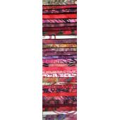 Cherry Rainbow aka Jelly Roll or Bali Pop Sewing Buddies Australia