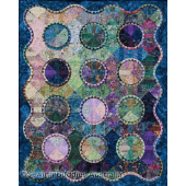 Confetti Quilt Pattern Colour 1