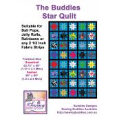 Buddies Star Quilt Pattern Sewing Buddies Australia