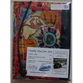 Caddy Pad Jnr Complete Kit by Sisters Common Thread Sewing Buddies Australia