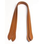 Bag Handle Flat Simple Strap Pair 60 cms