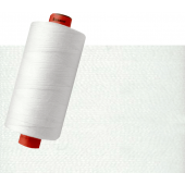 White #X2000 Rasant Thread 1000M Sewing Buddies Australia