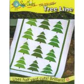 Tree Line by Cozy Quilt Designs Sewing Buddies Australia