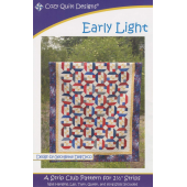 Early Light by Cozy Quilt Designs Sewing Buddies Australia