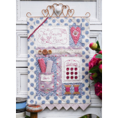 The Sewing Room - Wall hanging by Sally Giblin, The Rivendale Collection Sewing Buddies Australia